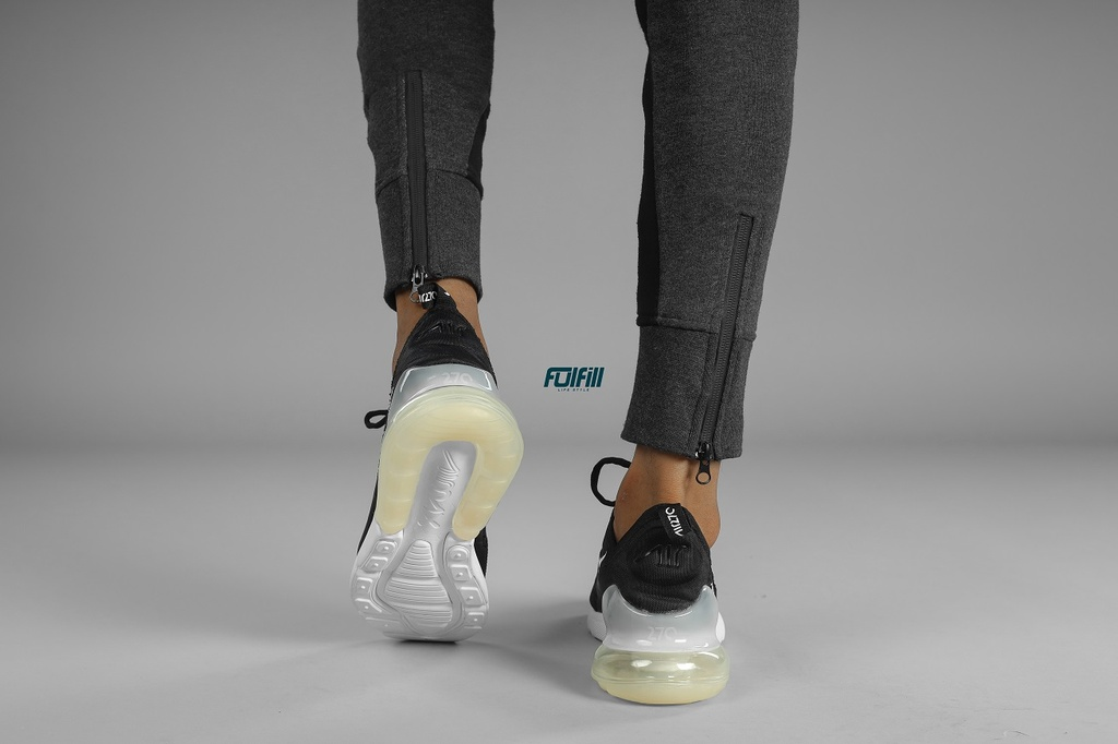 Nike Air 270 Black - White