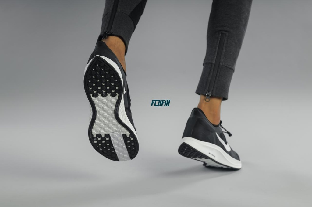Nike Zoom Pegasus 35 Turbo Black - White