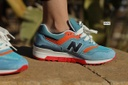 New Balance 997 USA Gray - Red