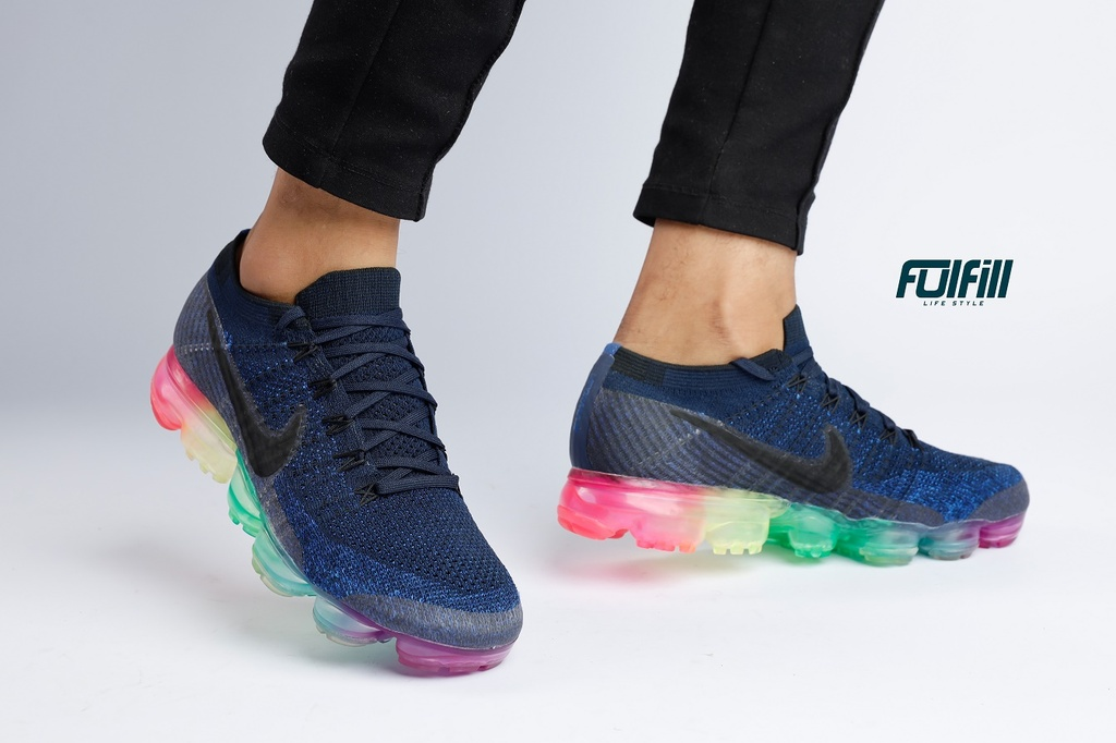 Nike VaporMax Blue-Multi Color