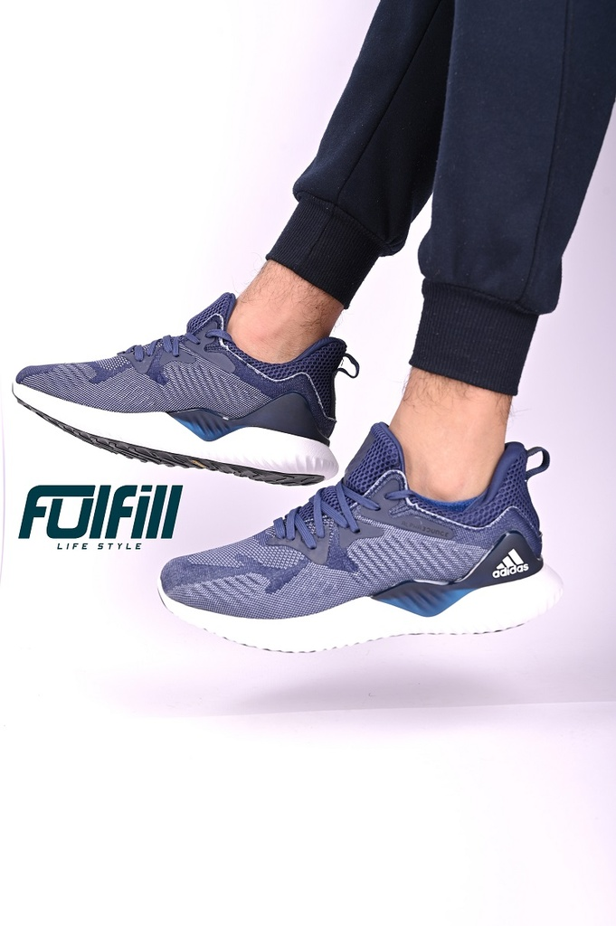 Adidas Alphaboost Shoes Blue