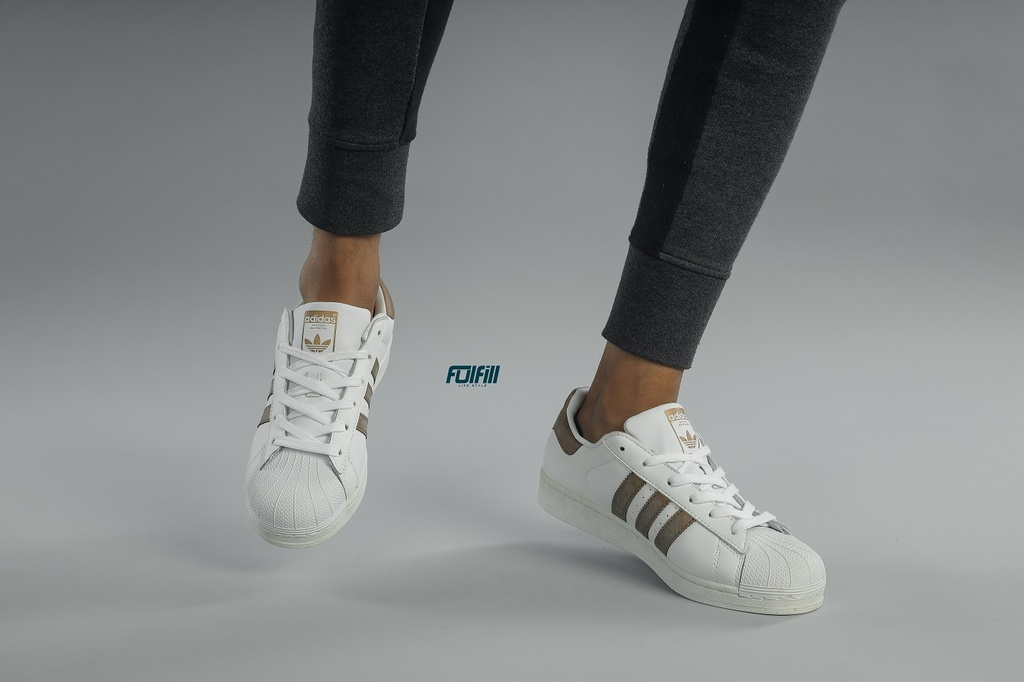 Adidas SUPERSTAR White / Gold