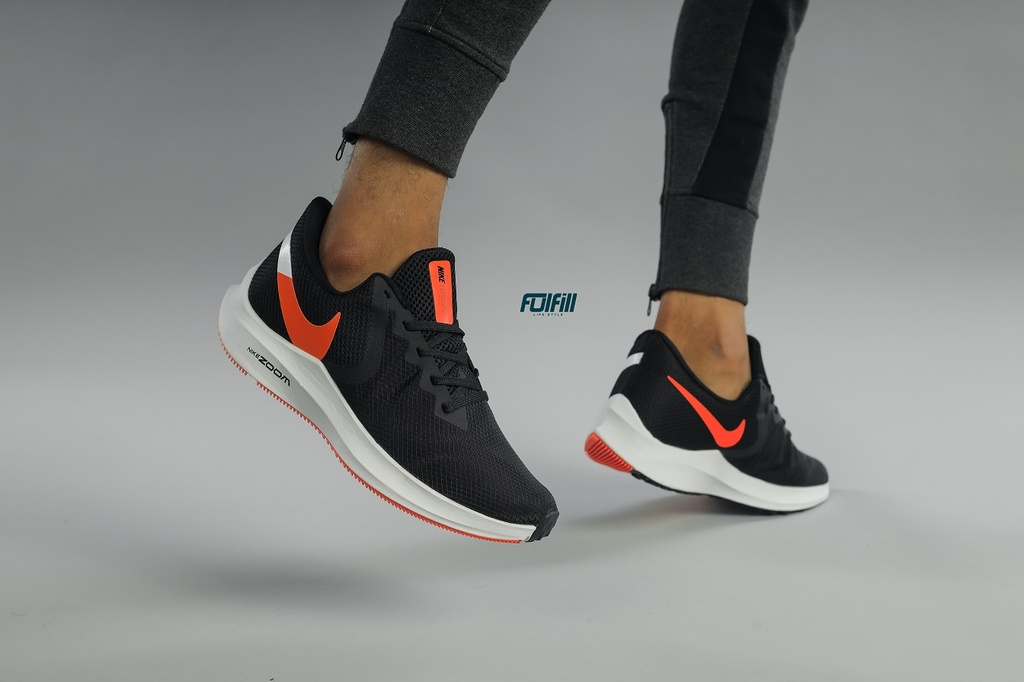 Nike Zoom Winflo 6 Black - Orange