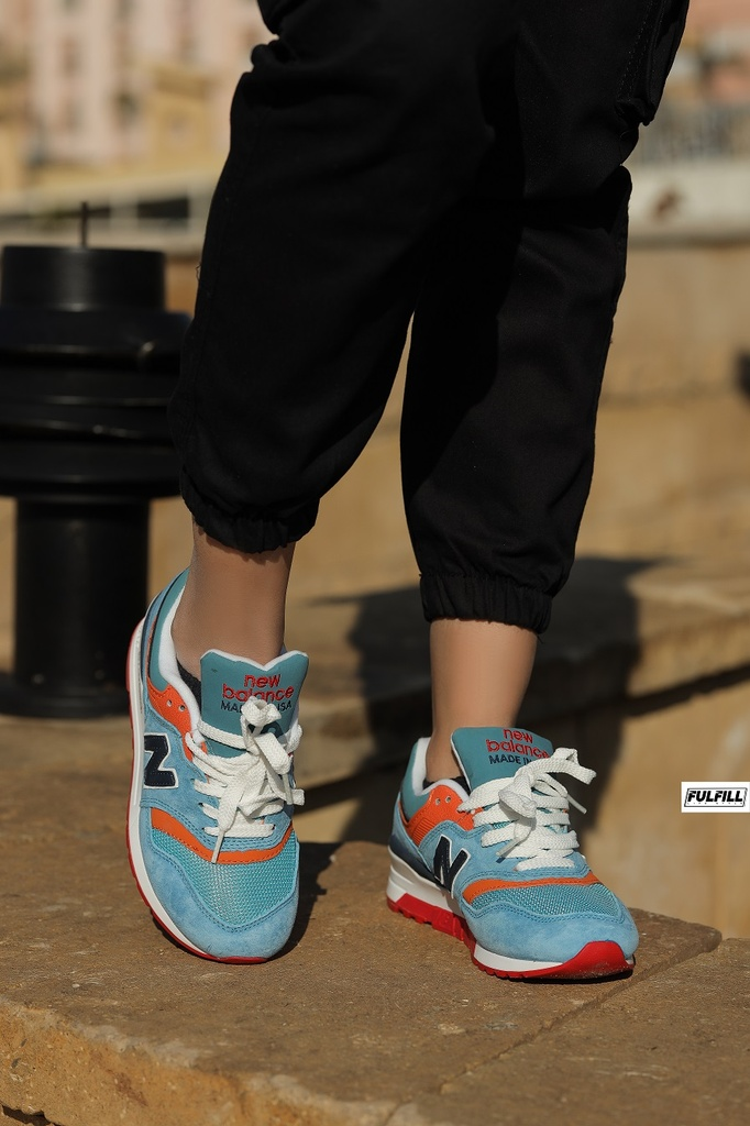 New Balance 997 USA Light Blue